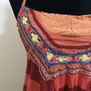 Vintage Free People Top